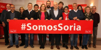 #SomosSoria   Candidatos socialistas 2019
