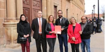 candidatos PSOE Soria Cortes Castilla y León