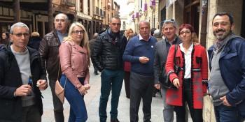 Canidatos Congreso y Senado PSOE Soria