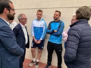 visita Ministro Cutura y Deporte (3)