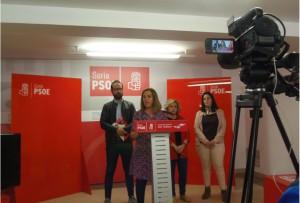 Candidatura autonomica PSOE Soria