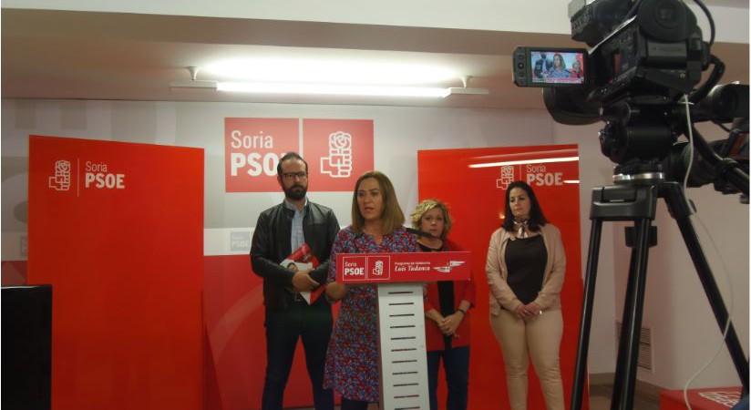 Candidatura Cortes Castilla y Leon PSOE Soria